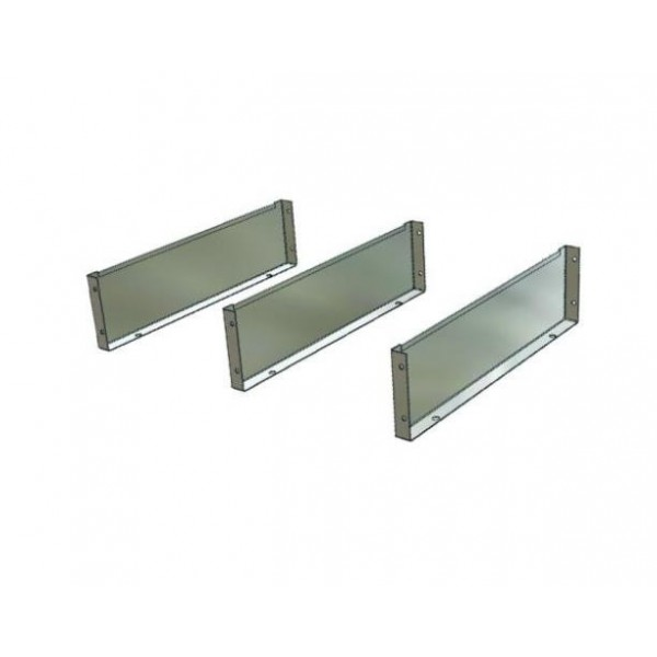 Top Tray Metal Divider Kit 230mm Deep