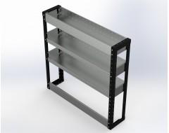 Van Racking 3 Shelf Unit 1000mm x 1000mm x 230mm