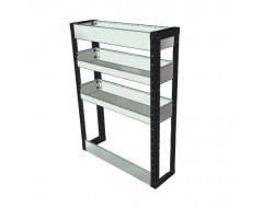 Van Racking 3 Shelf Unit 900mm x 1000mm x 330mm