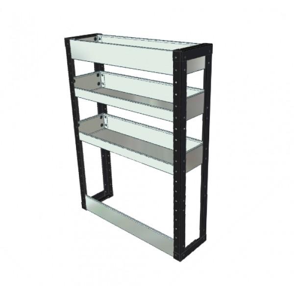 Van Racking 3 Shelf Unit 1000mm x 1000mm x 330mm