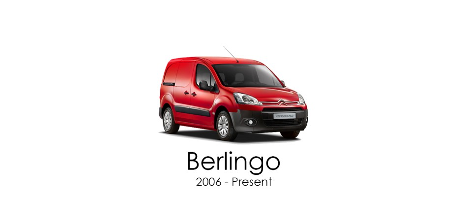 Citroen Berlingo 2006 - Present