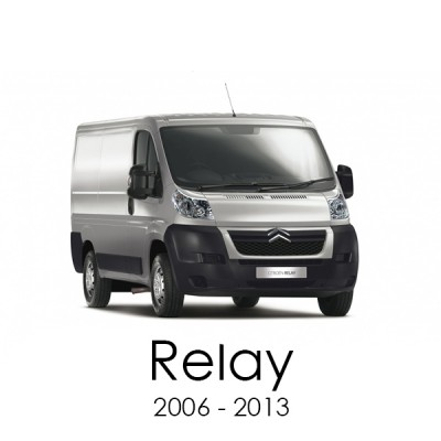Citroen Relay 2006 - 2013 Van Racking Kits