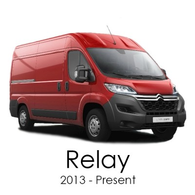 Citroen Relay 2013 - Present Van Racking Kits