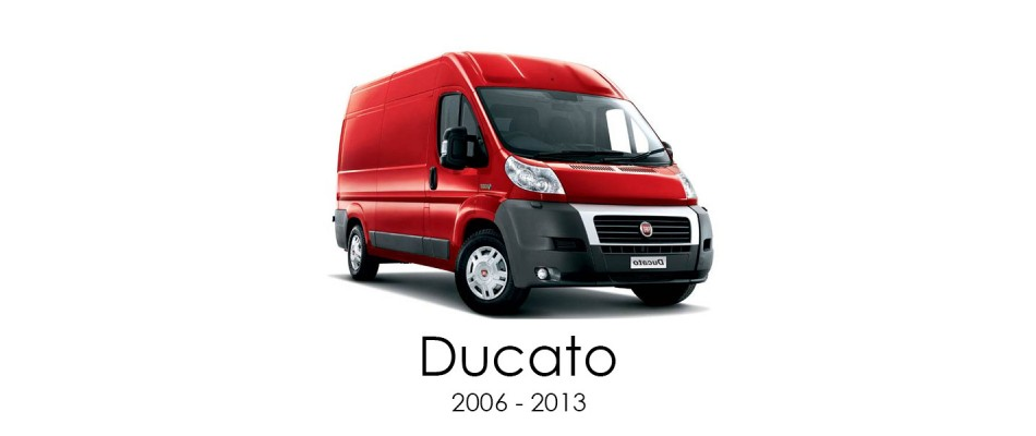 Fiat Ducato 2006 - 2013 Van Racking Kits