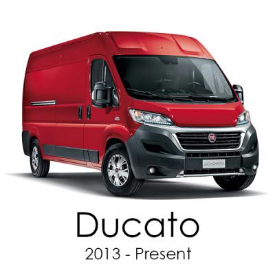 Fiat Ducato 2013 - Present Van Racking Kits