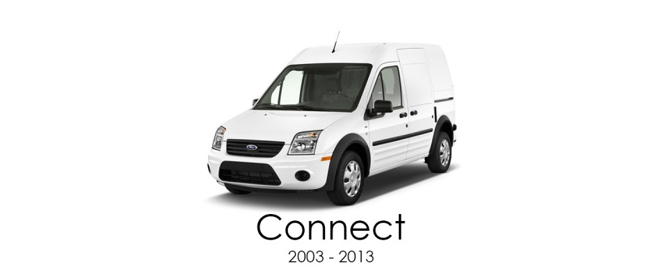 Ford Transit Connect 2003-2013 Van Racking Kits