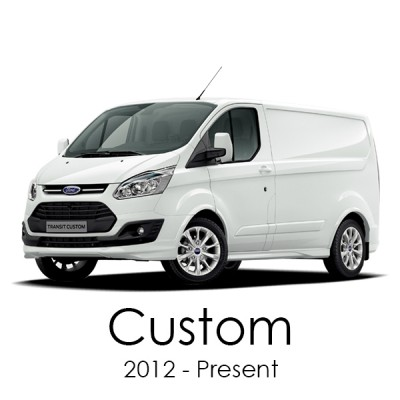 Ford Transit Custom 2012 - Present Van Racking Kits