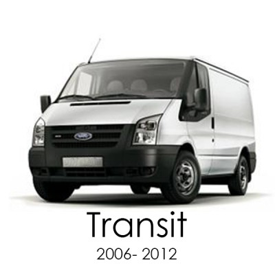Ford Transit 2006 - 2012 Van Racking Kits
