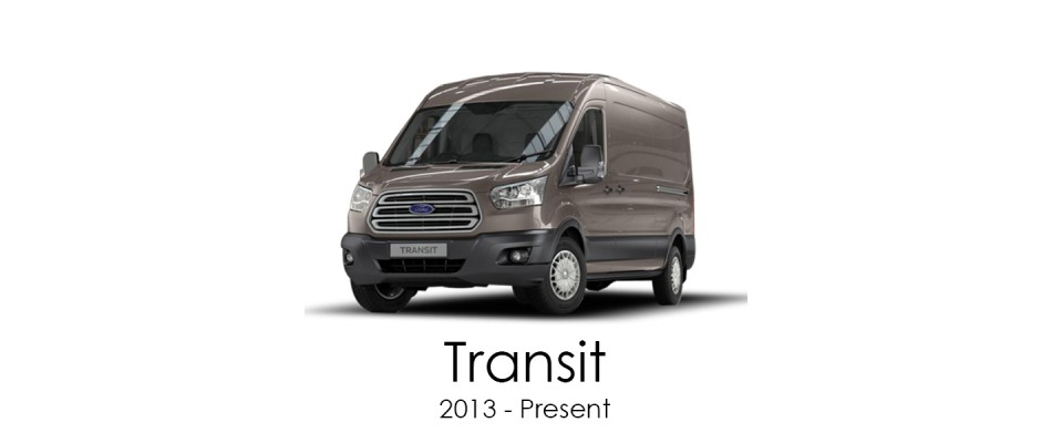 Ford Transit 2013 - Present Van Racking Kits