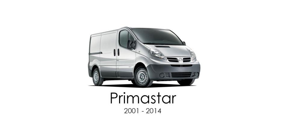 Primastar 2001 - 2014