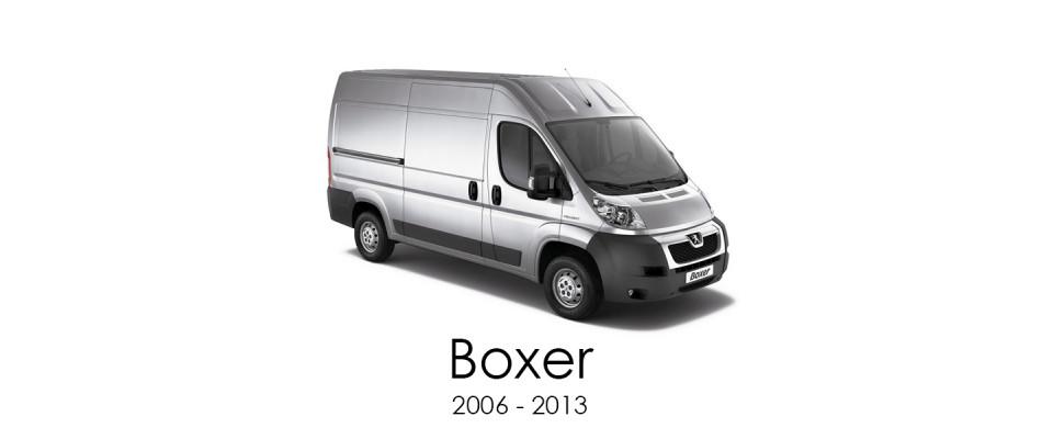 Boxer 2006 - 2013