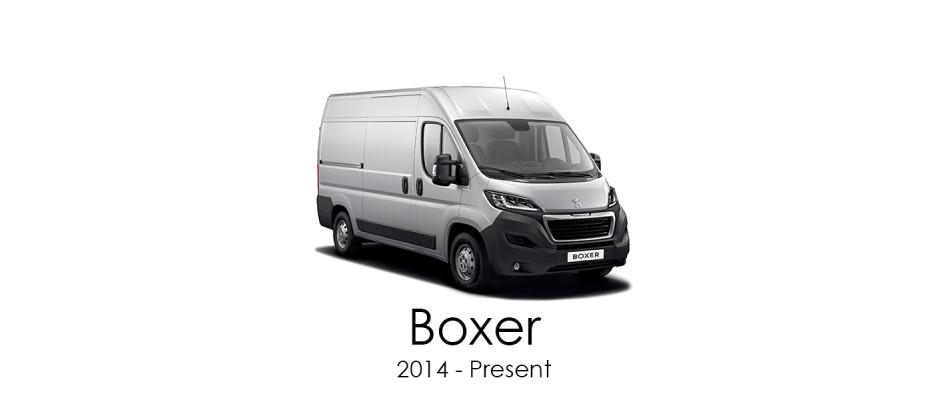 Boxer 2014 - Present