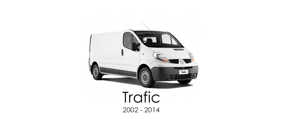 Trafic 2002 - 2014