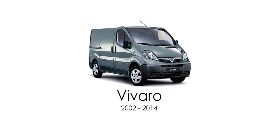 Vivaro 2002 - 2014