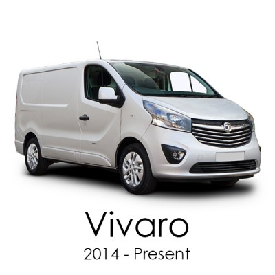 Vivaro 2014 - Present