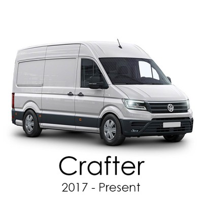 Crafter 2017 - Present